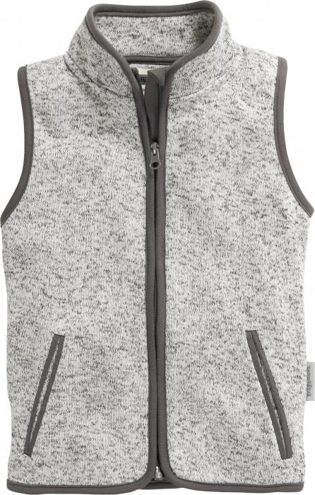 Vesta fleece_gri_model tricotat 0