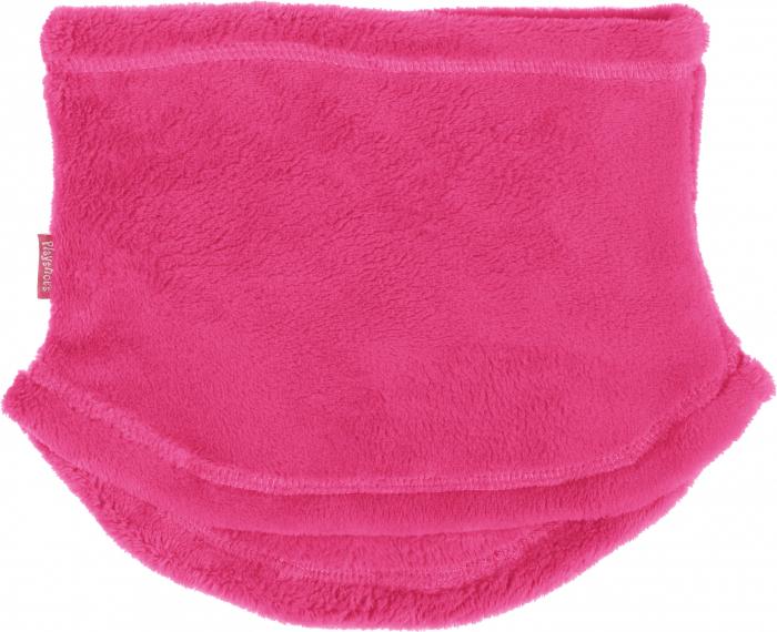 Fular tip tub, fleece, Oeko-Tex, fete, Coral 2
