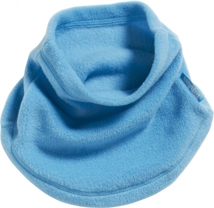 Fular tip tub, fleece, Oeko-Tex, baieti, Albastru 0