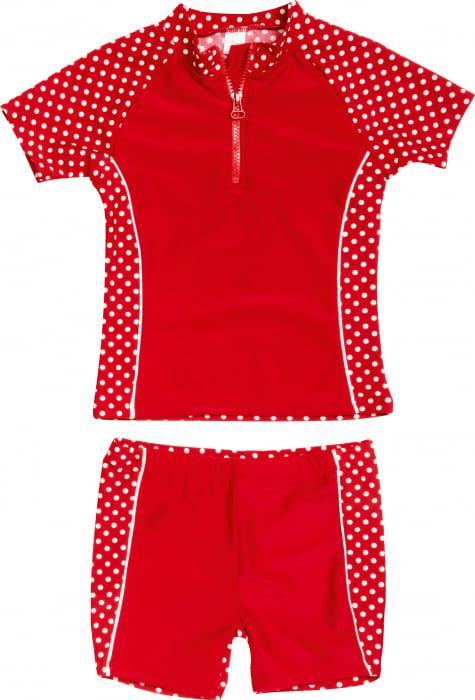 Costum de baie fete din doua piese UV50+ 0