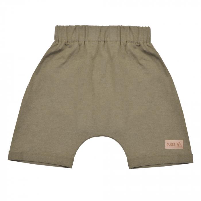 Pantalon scurt, unisex, Verde/Kaki, Seven Heaven [0]