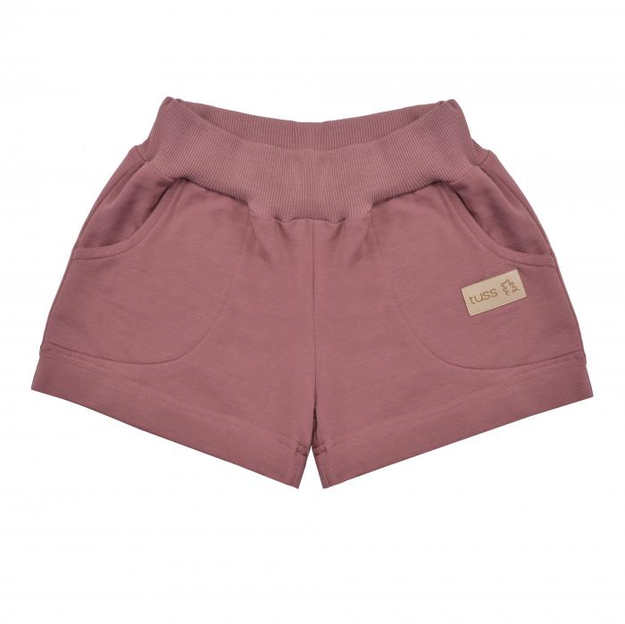 Pantalon scurt cu buzunare, fete, Violet, Seven Heaven [0]