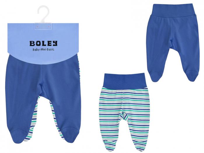 Pantalon tip pijama cu talpa, 2 buc/set, bumbac 100%_baieti_Cars 0