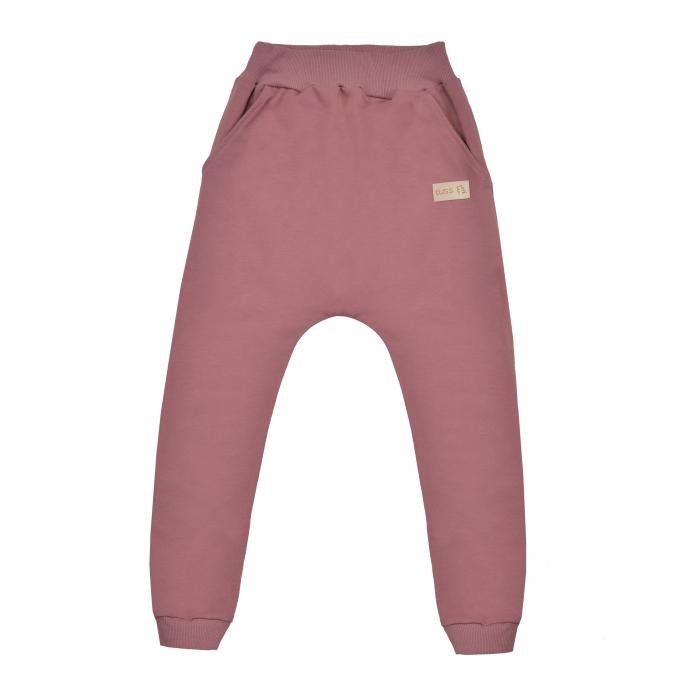 Pantalon lung cu buzunare, fete, Violet, Seven Heaven 0