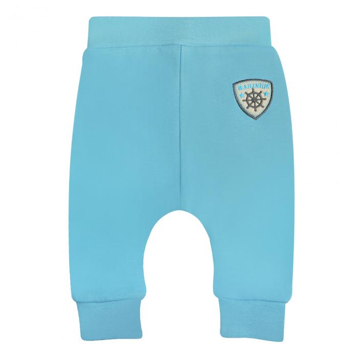 "Pantaloni ""Leggings"" bumbac100%_Marine blue 0"