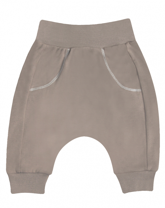 "Pantaloni ""Leggings"" bumbac organic 100%_Girafa 0"