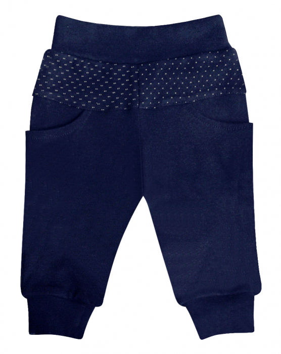 Pantalon trening gros, Blue navy, September [0]