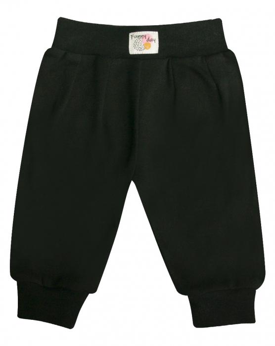 Pantalon trening, Negru, Funny day 0