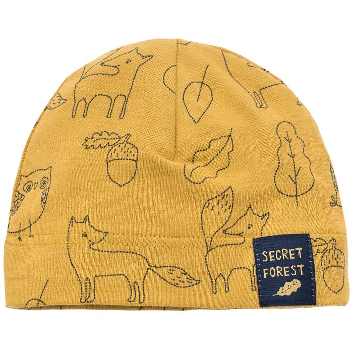 Caciuita bebe_Mustar ghinda_Secret forest 0