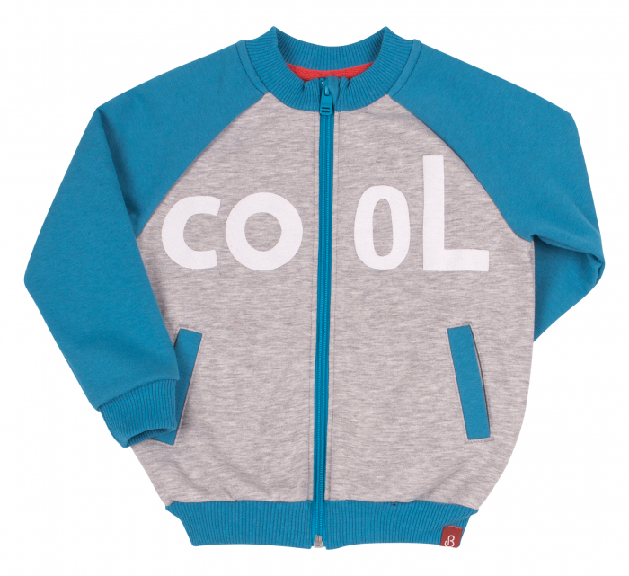 Trening intreg, baieti, Gri/Albastru, Cool 1