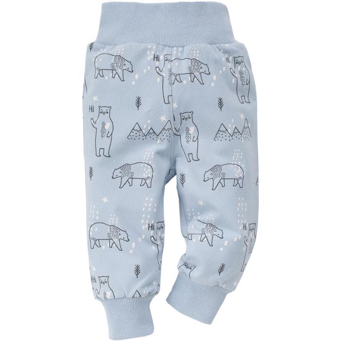 "Pantalon ""Leggings"" bumbac 100%_North 0"