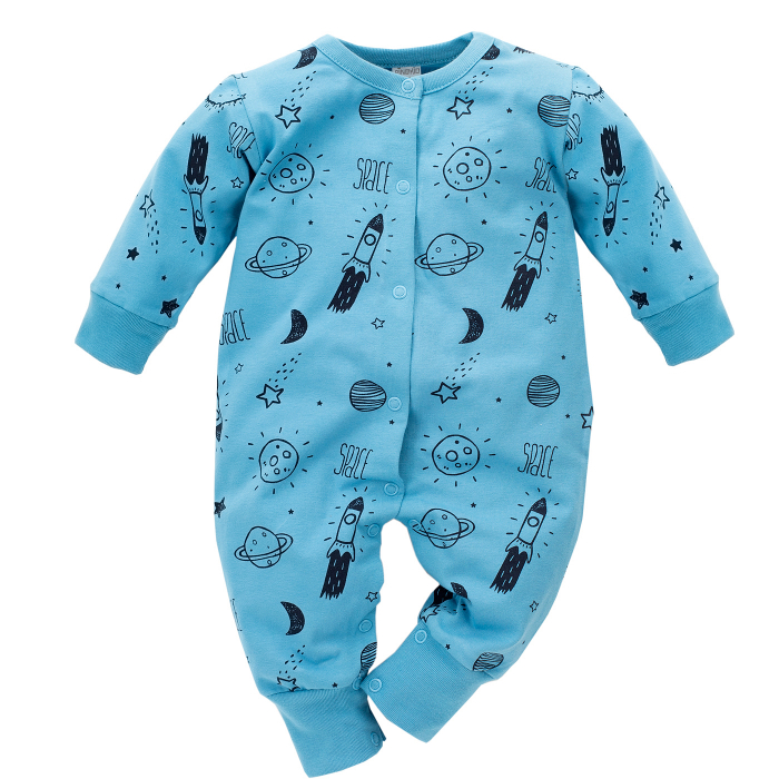 Pijama tip salopeta intreaga fara talpa bumbac 100%_Big dream 0