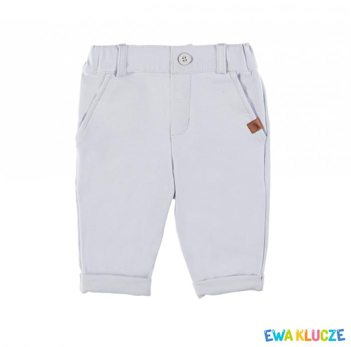 Pantaloni eleganti, bumbac 100%_Gri_Ceremony 1