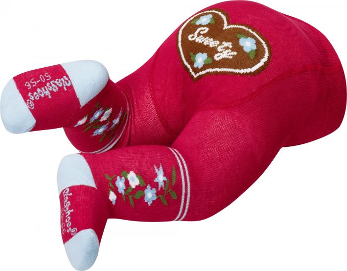 Ciorapi cu model, cu banda confortabila, calitate OEKO-TEX 2