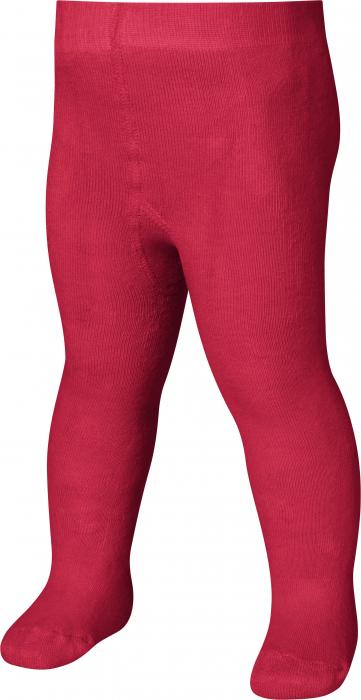 Ciorapi cu chilot, UNI, cu banda confortabila, calitate OEKO-TEX_Rosu 1
