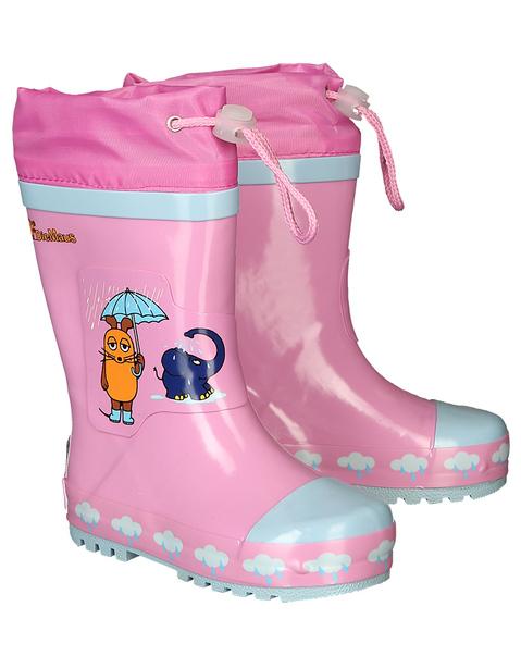 Cizme de cauciuc, fete, Roz, Elefant/Soricel 0