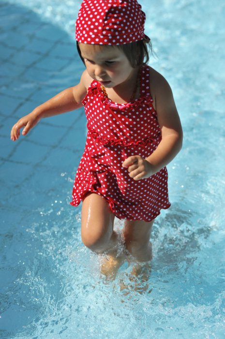 Costum baie fete cu protectie solara UV50+ 2