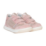 Pantofi sport din piele, talpa flexibila, fete, Roz sidefat, Tokyo Pink [3]