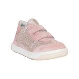 Pantofi sport din piele, talpa flexibila, fete, Roz sidefat, Tokyo Pink [0]
