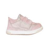Pantofi sport din piele, talpa flexibila, fete, Roz sidefat, Tokyo Pink [1]