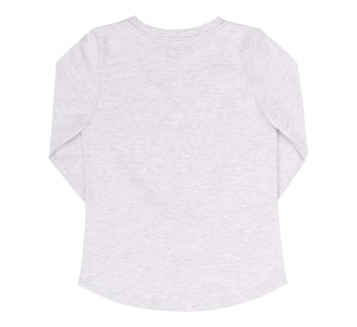 Bluza cu maneca lunga, fete, Gri [1]