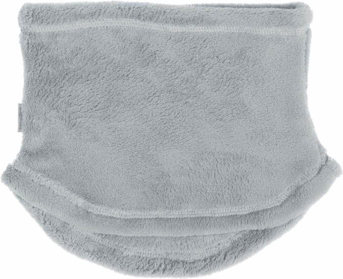 Fular tip tub, fleece, Oeko-Tex, unisex, Gri 2