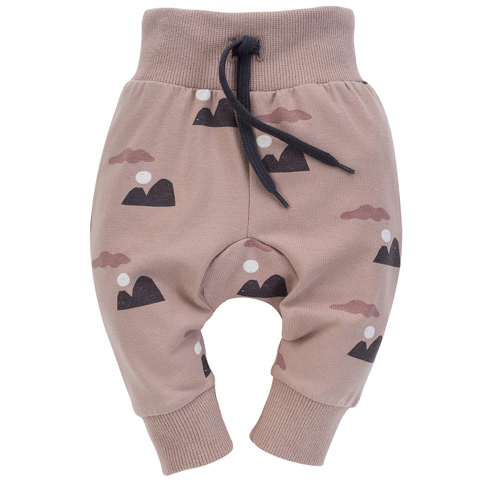 Pantalon lung tip leggings, baieti, Bej, Dreamer [0]