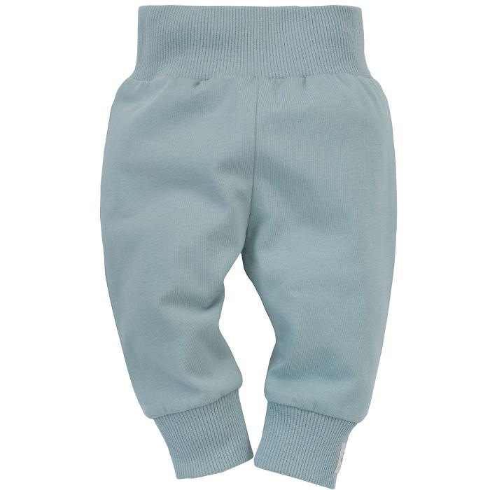 """Pantalon lung, """"leggings"""", fete,bumbac 100%, Verde,  My Garden [0]"""