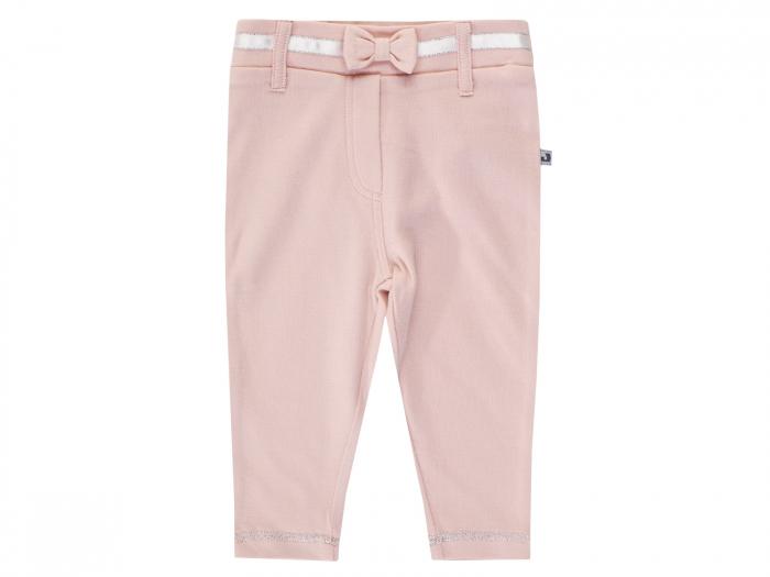 "Pantalon elegant ""leggings"", bumbac 100%, Roz, Classic Girls 0"