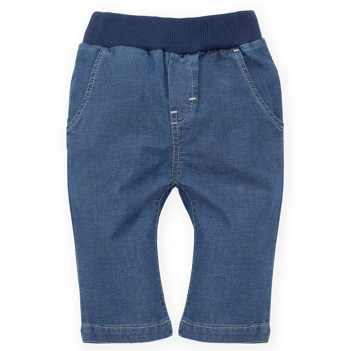 Pantalon lung, jeans_unisex_Sun and Fun 0