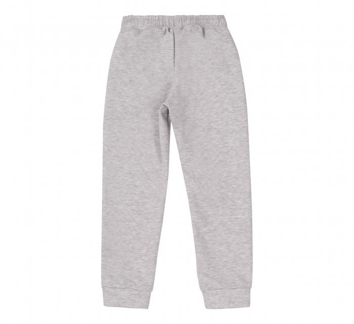 Pantalon trening cu buzunare, fete, Gri [1]