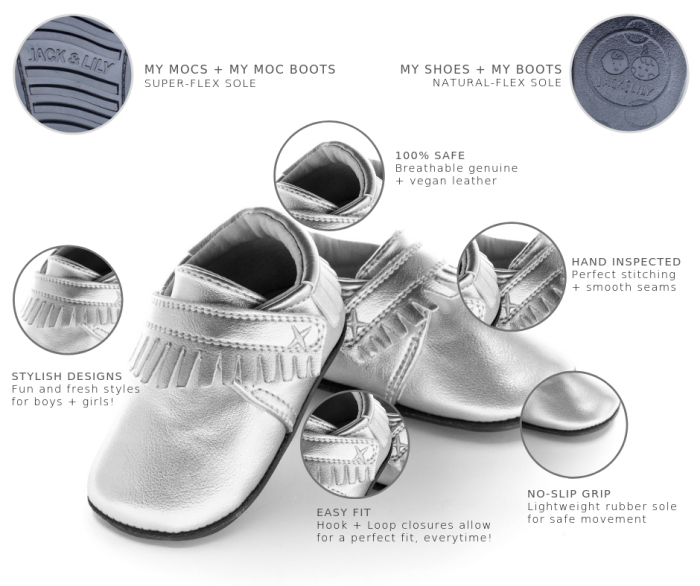Pantofi eleganti, piele_INA_fete_Argintiu/Stelute 1