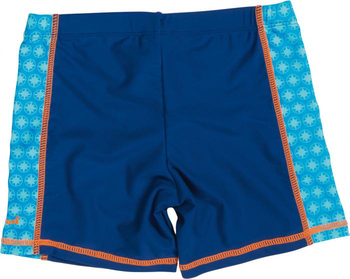Slip de baie tip boxer, protectie UV 50+_baieti_Albastru/Soricel [1]