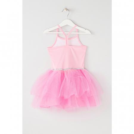 Rochita balet cu tull, Roz, Barbie [1]