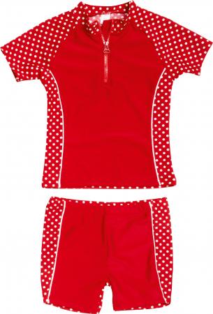 Costum de baie fete din doua piese UV50+0
