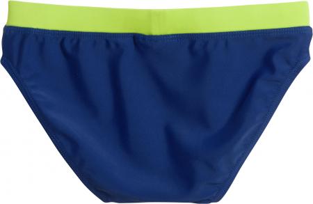 Slip de baie tip chilot, protectie UV50+, baieti, Albastru/Verde1