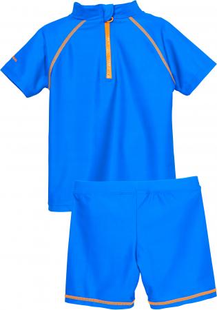 Costum de baie din 2 piese, protectie UV 50+, baieti, Albastru, Underwater [1]