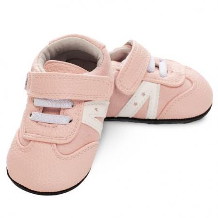Pantofi sport, piele, fete, Roz, Willa0