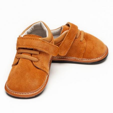 Pantofi casual, piele intoarsa, baieti, Maro, Milo0