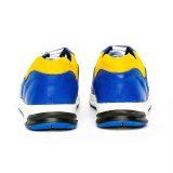 Pantofi sport din piele, baieti, Albastru, Horia [4]