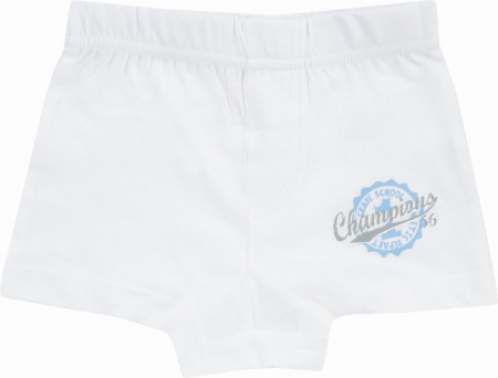Chiloti baieti tip boxeri, set 3 bucati, Champions4