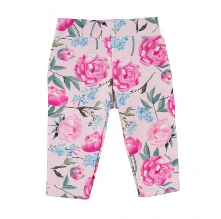 "Pantalon lung ""legging""_Fete_Roz/Flori_PEONY [1]"
