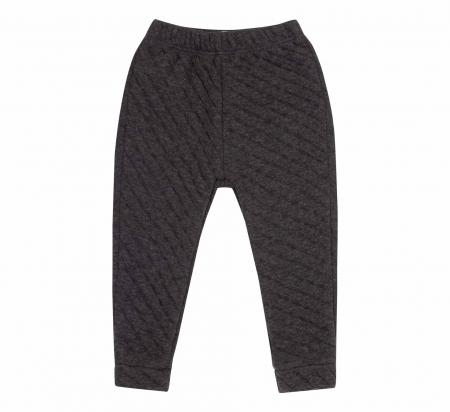 Pantalon lung, fete, Negru/Forme0