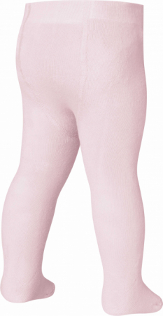 Ciorapi cu chilot, uni, cu banda confortabila, calitate OEKO-TEX_Roz1