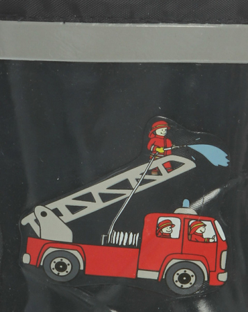 Cizme de cauciuc, baieti,  Beumarin/Pompieri4