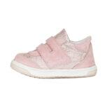 Pantofi sport din piele, talpa flexibila, fete, Roz sidefat, Tokyo Pink [2]