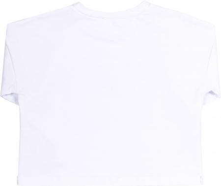 Set bluza maneca lunga+hanorac, Alb/Zebra, Safary [2]