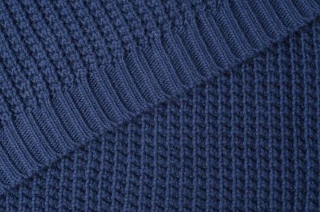 PATURICA CROSETATA bumbac NAVY BLUE2