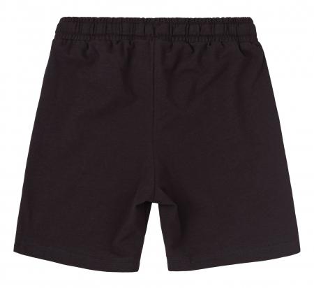 Pantalon scurt 3/4 cu buzunare, baieti, Gri inchis [1]
