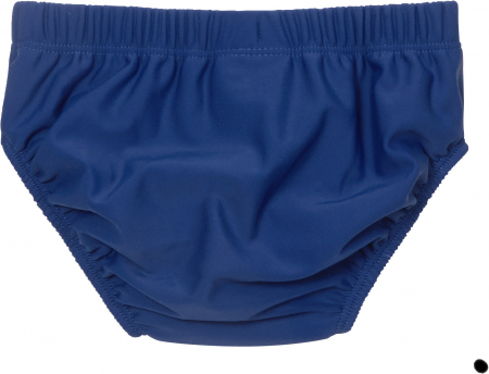Slip de baie tip chilot, protectie UV 50+_baieti_Albastru/Soricel [1]